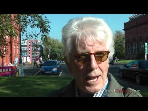Graham Nash talks to Tony Flynn on Salford, music and life