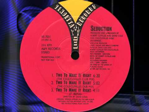 "SEDUCTION""Two To Make It Right """
