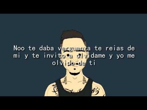 El Villano - Hoy Te Olvido LETRA