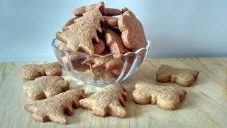 Имбирное печенье (простой рецепт)