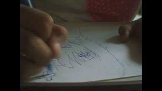 Me Drawing Hinamori Amu !