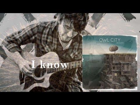 Owl City - Gold Acoustic (The Midsummer Station EP 2013) NEW Lyrics