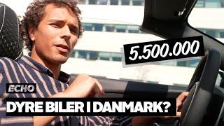 Hvorfor er biler så dyre i Danmark?