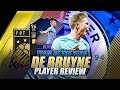 FIFA 18 TOTY 96 DE BRUYNE PLAYER REVIEW - BEST CAM / CM IN FIFA 18 ULTIMATE TEAM !!!! mp3 indir