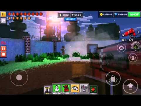 Pixel Gun 3D MOD-APK V9.3.2