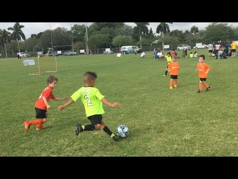 Thumbnail: Best 6 year old Soccer player in the U.S