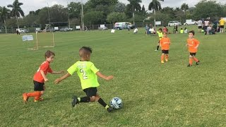 Best 6 year old Soccer player in the U.S thumbnail