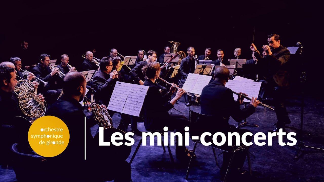 OSG mini concerts