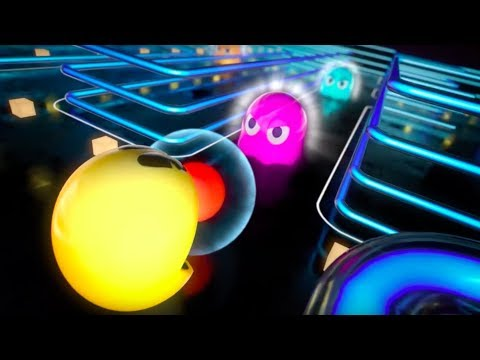 💵 Pac-Man Championship Edition 2 \ Gameplay - JUNCTION | PS4 Pro パックマン