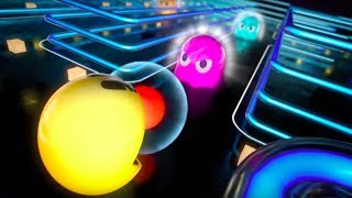 💵 Pac-Man Championship Edition 2 \ Gameplay -- 08 JUNCTION | PS4 Pro パックマン