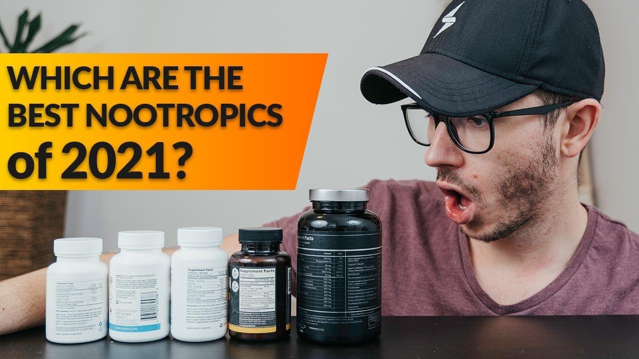 Download The BEST Nootropic Supplements of 2021!