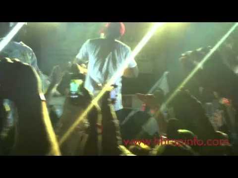"""Curren$y X Freddie Gibbs -""""Scottie Pippens"""" Live @ Metro Chicago, IL"""