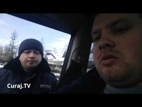 Sandu Panuș revine: Abuz în serviciu din partea a doi polițiști