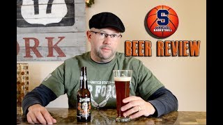 Jefezón Mexico Beer Review -- Cerveza -  Syracuse Toledo Basketball Game -- Bloopers