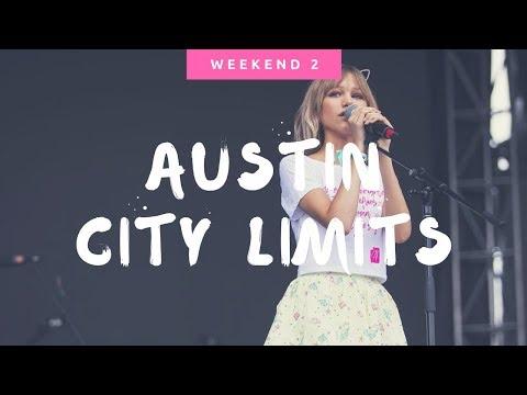 Grace VanderWaal at Austin City Limits - Oct 14, 2017 Social Media [MEGA VIDEO]