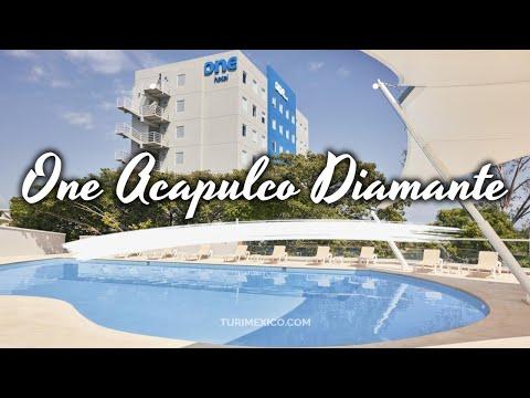 Hotel One Acapulco Diamante