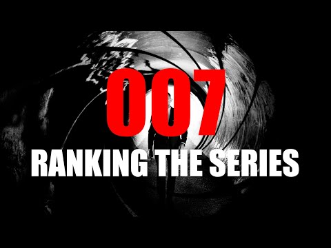 Ranking the Bond Films