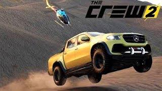 THE CREW 2: Melhores momentos da LIVE - off road - Tj
