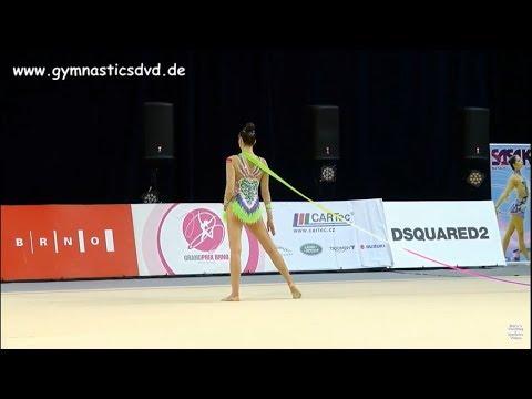 Alina Harnasko-Ribbon AA-Grand Prix Brno 2018 streaming vf