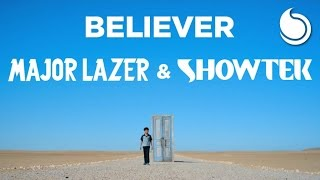 Baixar Major Lazer & Showtek - Believer (Official Music Video)
