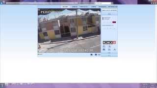 provision ISR camaras internet explorer