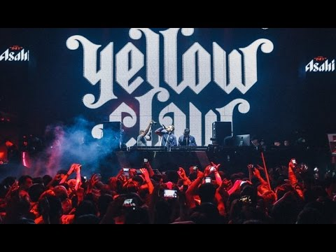 Yellow Claw Live at Korea @ Club Octagon 2017 (Full HD)
