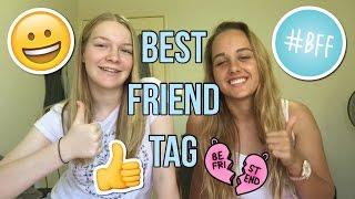 Best Friend Tag