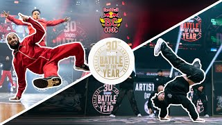 Last Squad vs Artistreet | Final | Battle of the Year 2019