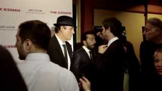 """Actor Danny A Shows Off His Style at """"The Iceman"""" Red Carpet Premiere Thumbnail"""
