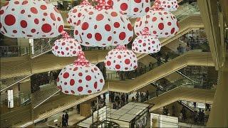 東京・銀座最大の商業施設「GINZA SIX」開業 松坂屋跡に旗艦店が集結