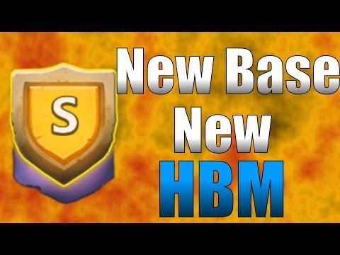 Castle Clash - New Base, Lets Beat HBM S!