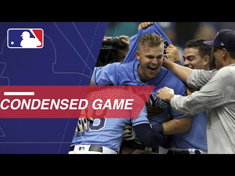 Condensed Game: NYY@TB - 6/24/18