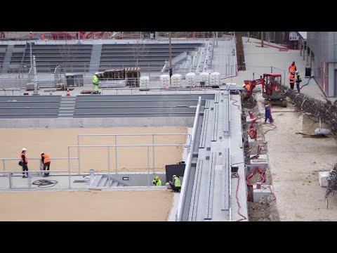 Stade roland garros court philippe chatrier