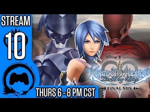 Kingdom Hearts: Birth By Sleep   Part 10   Stream Four Star