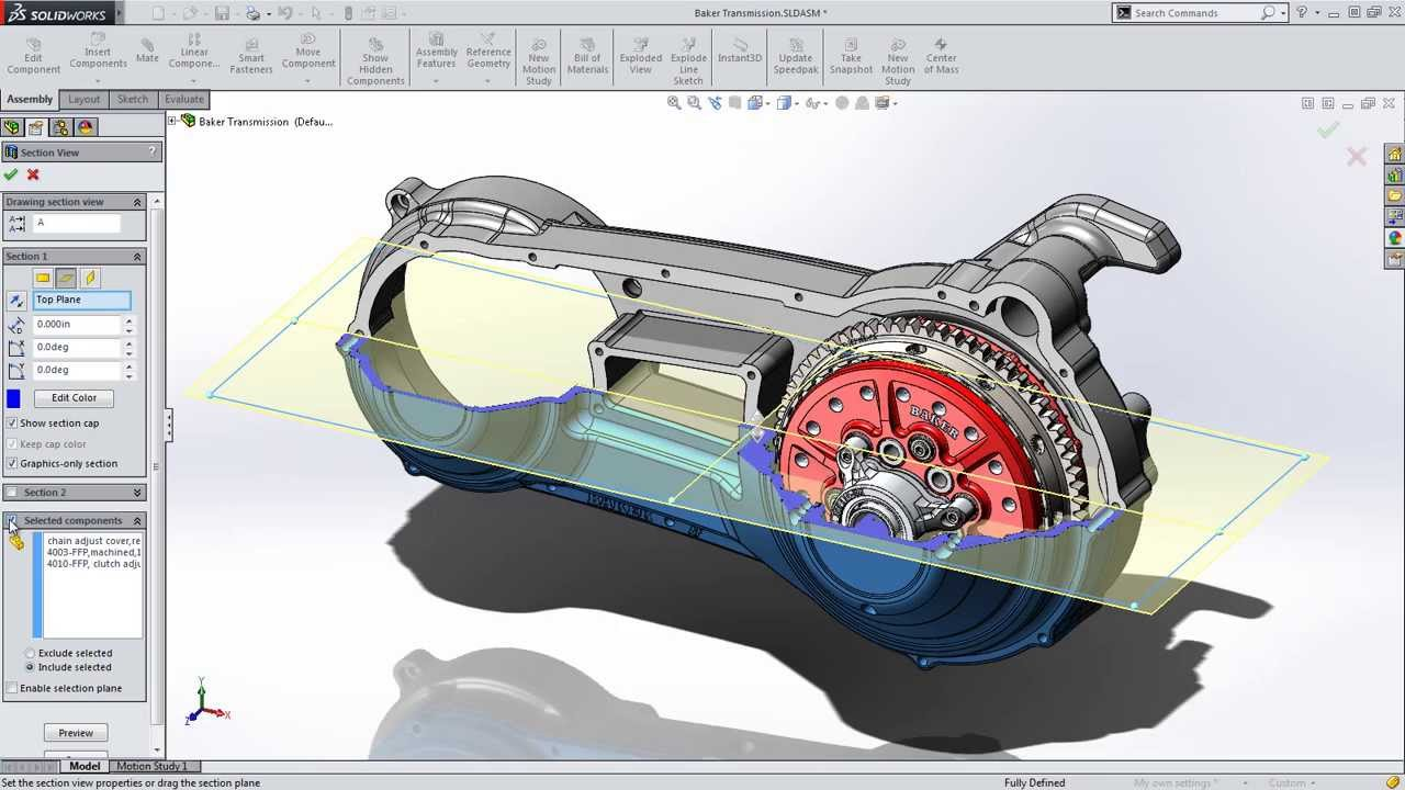 Solidworks 2014 what 39 s new user interface youtube - Software progettazione giardini 3d gratis ...