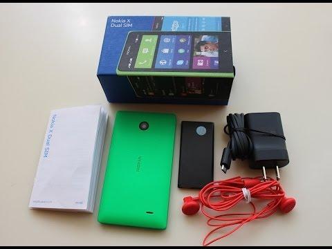 Nokia X : Unbox แกะกล่อง Nokia X รุ่นขายในประเทศไทย (Thailand)