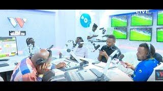 #LIVE : SPORTS ARENA NDANI YA 88.9 WASAFI FM - 19 NOV. 2019