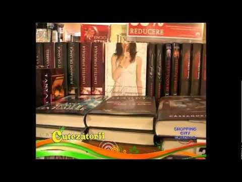 Emisiunea Cutezatorii - Cartea Preferata (8.10.2011) from YouTube · Duration:  7 minutes 29 seconds