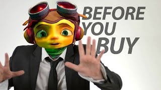 Psychonauts 2 - Before You Buy (Video Game Video Review)