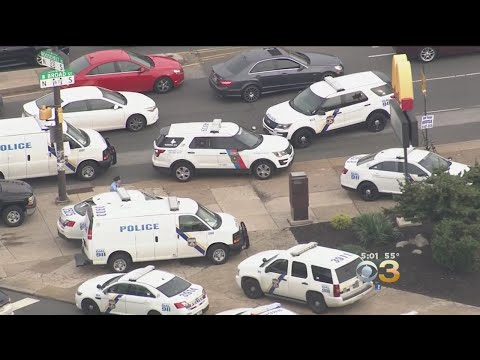 Large Fight Breaks Out In Hunting Park Section Of Philadelphia