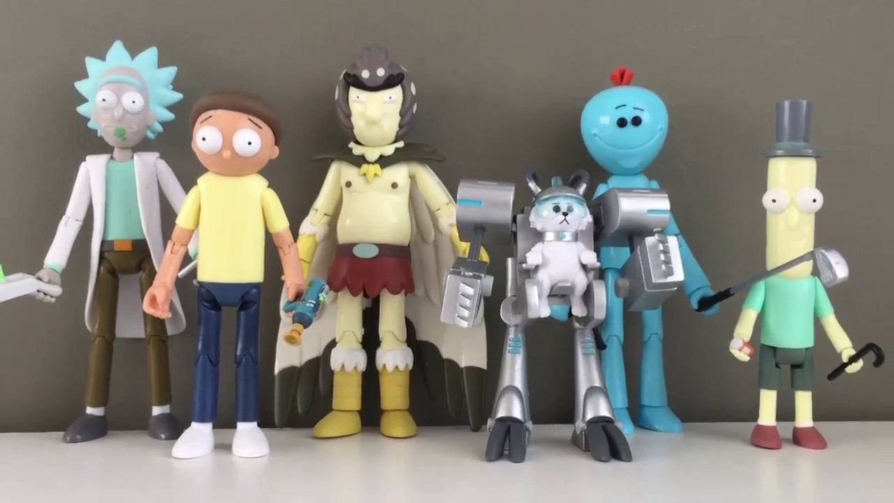 Funko Rick and Morty Rick Action Figure