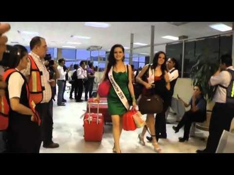 Nuestra Belleza Mexico 2010 llega a Saltillo