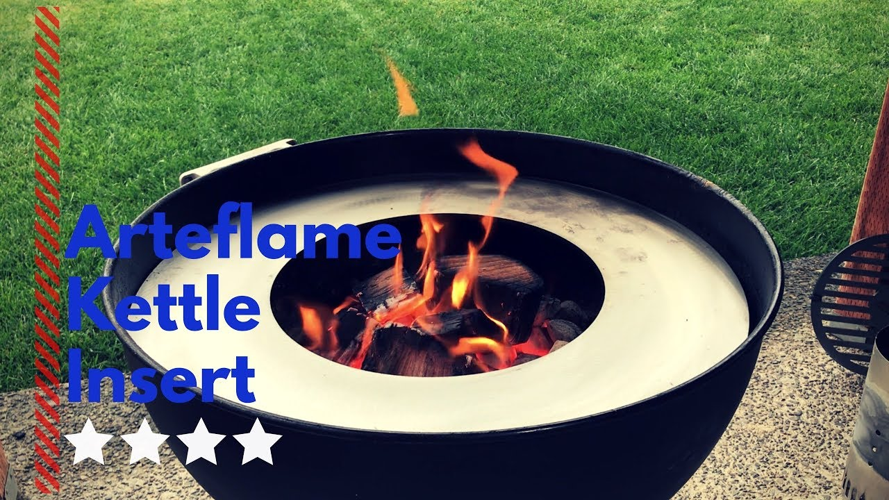 Arteflame Cost Arteflame For Weber Kettle Unboxing Overview And Test Smash Burger