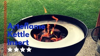 Arteflame for Weber kettle unboxing overview and test | Smash burger thumbnail