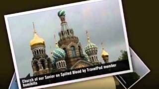 Church of Our Savior on Spilled Blood - St. Petersburg, North-West Russia, Russian Federation