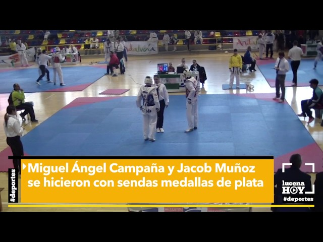 VÍdeo: El Club Koryo finaliza en tercer lugar la Supercopa de Andalucía de Taekwondo con 14 medallas