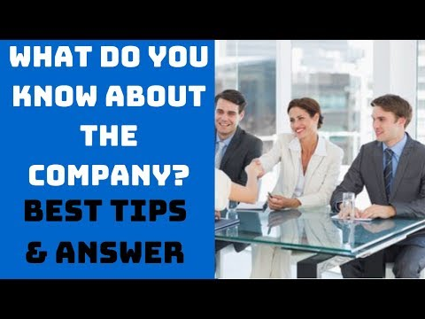 What Do You Know About Company?| Interview Questions And Answers S.M Shoikot | Study World BD