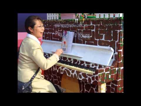 'Pianissimo' Street Pianos Radio Documentary by Jessie Roger