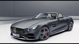 Mercedes AMG GT C Roadster Interior Design Performance Review
