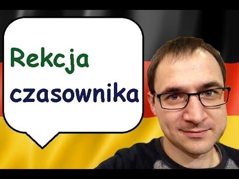 Rekcja czasownika - język niemiecki - gerlic.pl